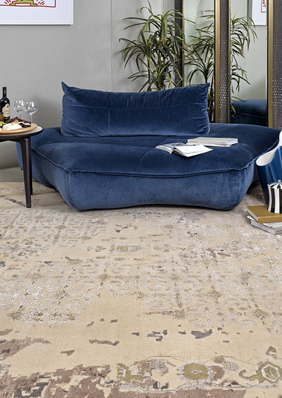 Hand crafted carpets to complement any room