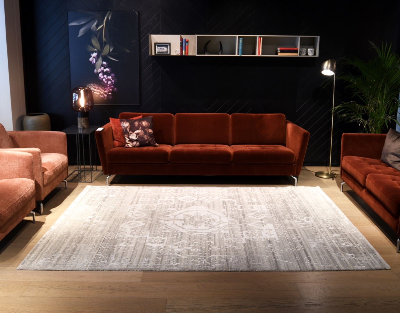 With so many colour and design choices, selecting a rug for your room can be a difficult decision